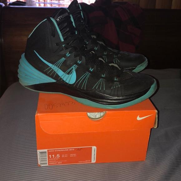 pretty nice fcfe8 b7411 Nike Hyperdunk 2013 black teal colorway. Nike. M 5c730857c9bf50390282b932.  M 5c730861aa8770e95ccbb6de. M 5c73086ebb7615a7edc8d6be